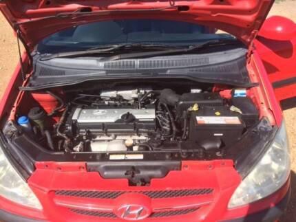 2006 Hyundai Getz Cooroy Noosa Area Preview