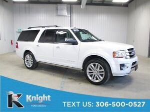 2016 Ford Expedition Max Platinum Navigation, Moon Roof