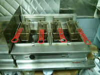 ELECTRIC GRILL AND FRYERS