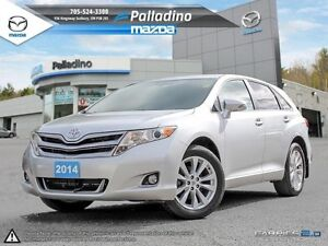 2014 Toyota Venza LOW KMS- GREAT CAR FOR TRAVELLING