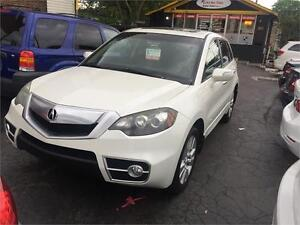 2010 Acura RDX Tech Pkg NAV CAMERA SUNROOF AWD CERTIFIED