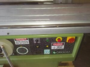 Used:Industrial Table Saws for Sale Kitchener / Waterloo Kitchener Area image 7