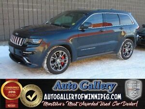 2014 Jeep Grand Cherokee SRT 8 *Lthr/4x4/Nav