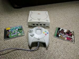 Sega Dreamcast Bundle with Games