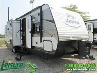 2016 Jayco Jay Flight 32IBTS Travel Trailer