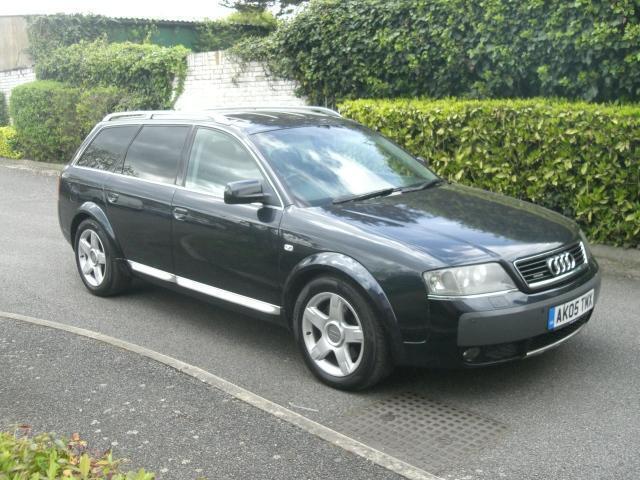 Audi a6 avant 3. 0 v6 tdi quattro limited edition:: 1 photo and 56.