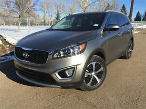 2016 Kia Sorento EX-AWD  **LEATHER-TURBO**