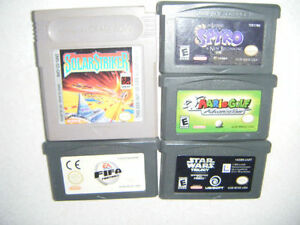 Gameboy games for sale     Truro