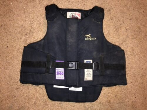 CHILDS 30 XL INTEC FLEX RIDER JUMP PROTECTIVE VEST BETA 2000 LEVEL 3