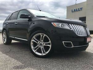 2013 Lincoln MKX AWD with Premium Package, Navigation