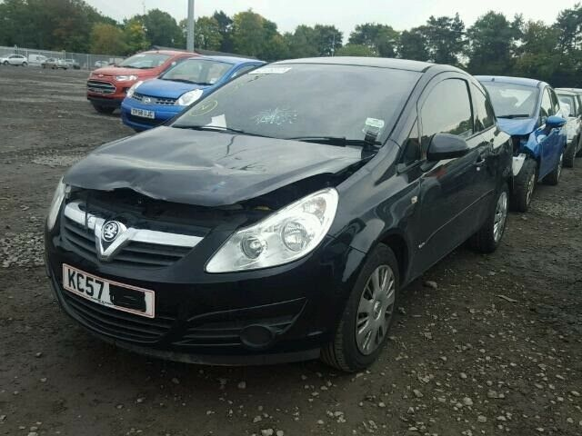 VAUXHALL CORSA D 1.2 2006-2013 BREAKING FOR SPARES TEL 07814971951 HAVE FEW IN STOCK