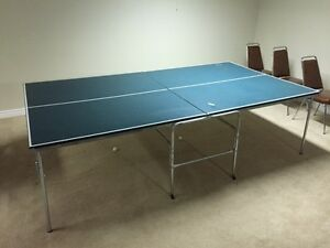 Free Ping Pong Table!