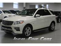 2012 Mercedes-Benz M-Class ML 350 DIESEL BlueTEC PANORAMA ROOF/N