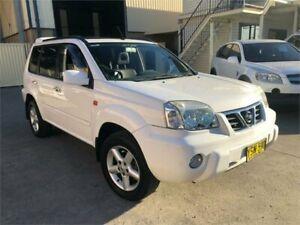 2003 Nissan X-Trail T30 Ti Luxury White Automatic Wagon Greystanes Parramatta Area Preview