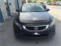 HONDA ACCORD CPE 2008 EXL 4 CYL 147000KM AUTOMATIC