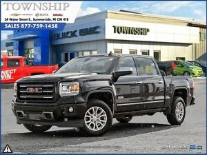 2015 GMC Sierra 1500 SLT - $21/Day - Leather - Crew Cab - 4WD
