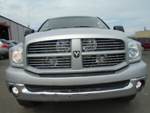 2008 Dodge Power Ram 1500-BIG HORN-COSTUM-DVD-HDTV-SUBWOOFER-NAV Edmonton Edmonton Area image 5
