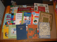 JOB LOT OF CHILDRENS BOOKS - SOME VINTAGE