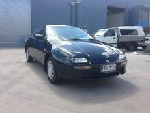 1996 Mazda 323 Astina Blue 4 Speed Automatic Hardtop Spotswood Hobsons Bay Area Preview