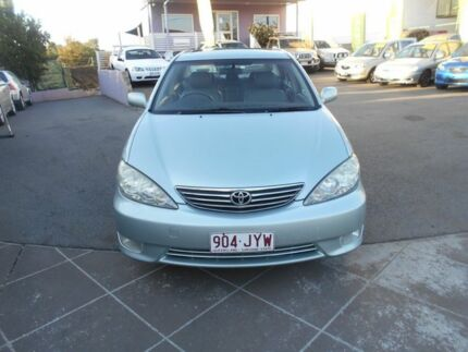 2005 Toyota Camry MCV36R 06 Upgrade Grande Green 4 Speed Automatic Sedan Coorparoo Brisbane South East Preview