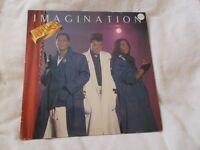 Vinyl LP Imagination Gold – Imagination R&B RBLP 1006 Stereo