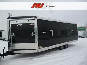 NEW 8.5X26' Snow Bird Trailer