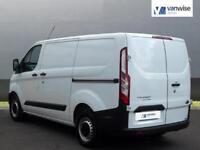 2014 Ford Transit Custom 2.2 TDCi 125ps Low Roof Van Diesel white Manual
