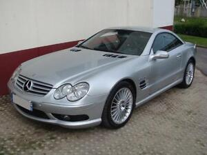 2003 Mercedes-Benz SL-55 Convertible