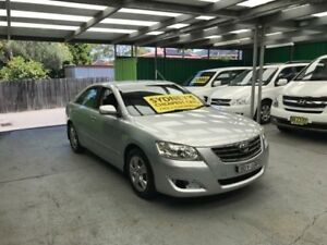 2007 Toyota Aurion GSV40R AT-X Silver Sports Automatic Sedan