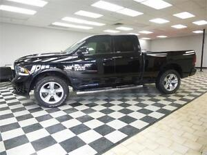 2013 RAM 1500 SPORT QUAD 4X4 - LOW KMS**REMOTE START**NAV