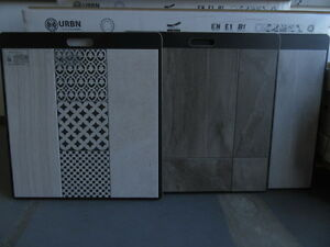 large format 12x24 and 24x24 porcelain tile clearance