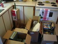 Lot de stock (5 boites d'articles de maison)+ humidificateur