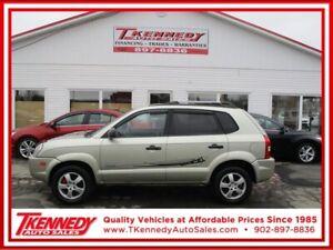 2008 Hyundai Tucson GL ** SALE PRICE ONLY $3988.00 **