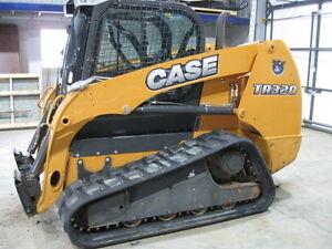2013 CASE TR320 1127 hrs 90 hp Skid Steer