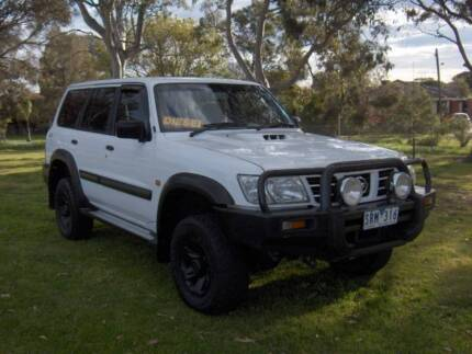 04 NISSAN PATROL ST 3.0L GUIII INTERCOOLED TURBO DIESEL 4X4 WAGON Mordialloc Kingston Area Preview