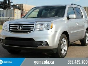 2014 Honda Pilot EX-L LEATHER SUNROOF HEATED SEATS LOCAL CLEAN C