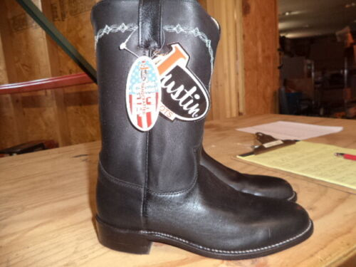 Justin Womens Roper Boot
