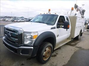 2013 Ford F-550 service Truck