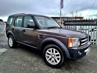 2006 Land Rover Discovery 3 2.7TD V6 auto SE 7 Seater #PXTOCLEAR