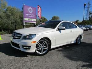 "2012 Mercedes-Benz C-Class C250 "" CLEAN CAR PROOF"" NAVIGATION"