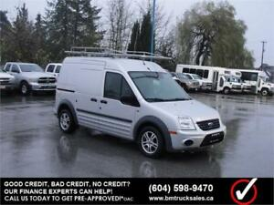 2012 FORD TRANSIT CONNECT XLT CARGO *ONLY 46,000KM*