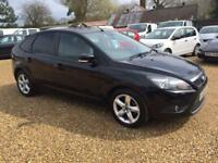 2009 Ford Focus ZETEC 110 5 door Hatchback