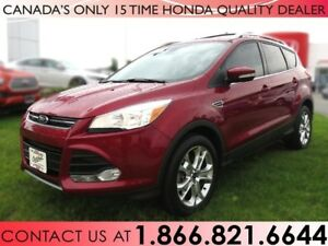 2014 Ford Escape TITANIUM AWD | 1 OWNER | NO ACCIDENTS