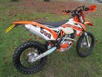 KTM 450 EXC 16 ENDURO MOTORCYCLE
