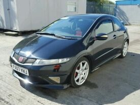 Honda Civic Type R FN2 Breaking all parts