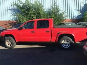 Dodge Dakota 4x4 2003 $1495 carte de credit accepte 514-793-0833