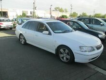 2003 Ford LTD BA White 4 Speed Automatic Sedan Coopers Plains Brisbane South West Preview