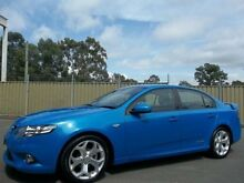 2011 Ford Falcon FG Upgrade XR6 Limited Edition Blue 6 Speed Manual Sedan Blacktown Blacktown Area Preview