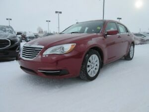 2013 Chrysler 200 LX. Text 780-205-4934 for more information!