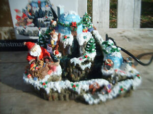 Excellent Condition: Christmas Indoor Water Fountain